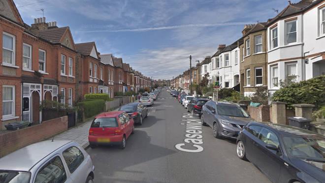 Three teenagers were stabbed in Casewick Road