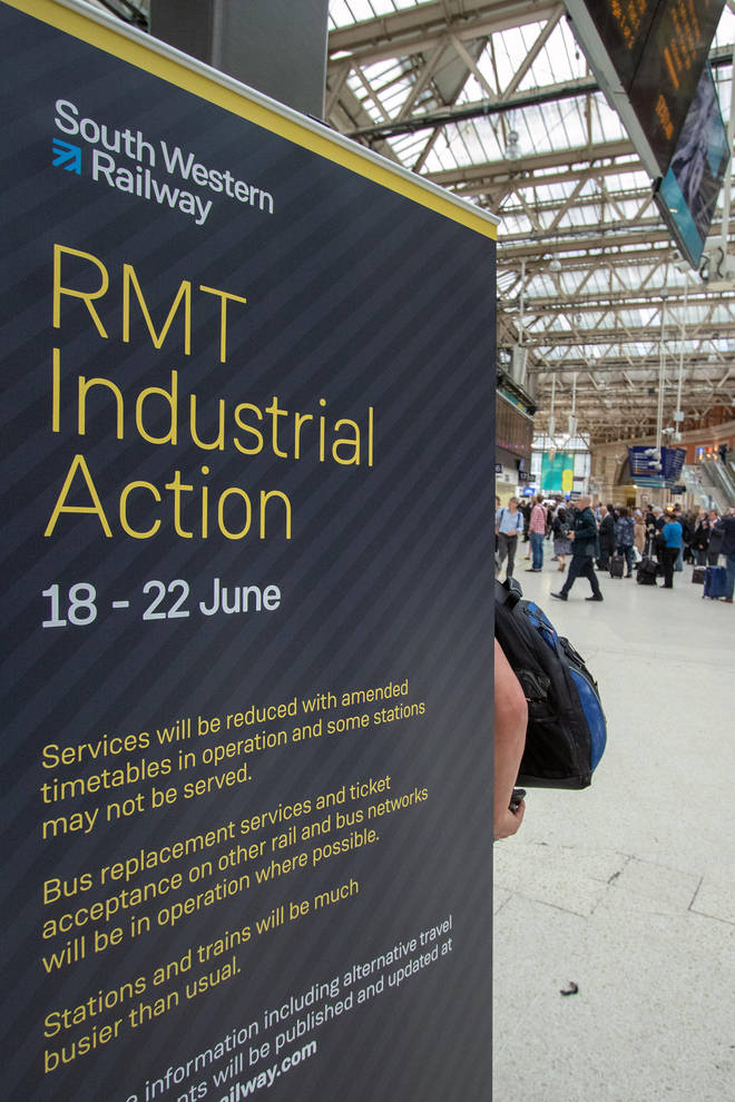Customers across the SWR network faced 27 days of strike action in December