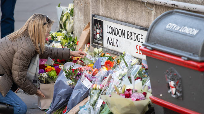 The second London Bridge attack killed  Jack Merritt, 25, and Saskia Jones, 23, at a prisoner rehabilitation event in Fishmongers' Hall in the City of London