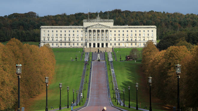 Talks to restore government in Stormont are underway today