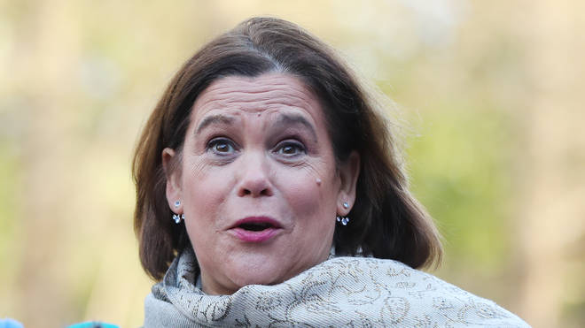 Mary Lou McDonald believes a united Ireland is in reach
