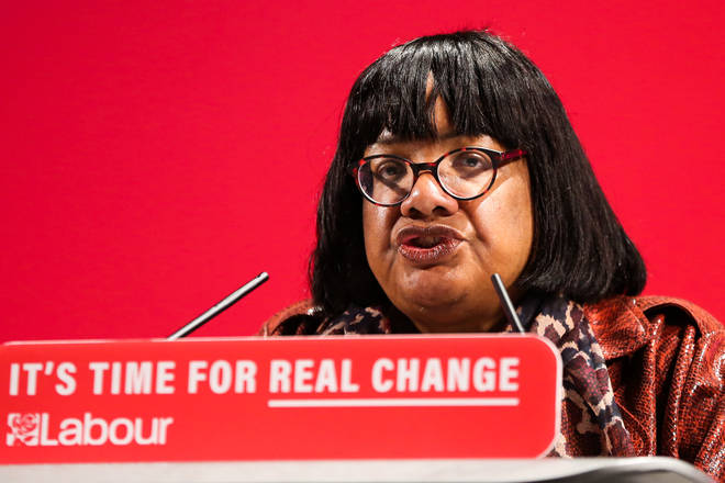 Shelagh asked the caller why Diane Abbott could appeal to the party