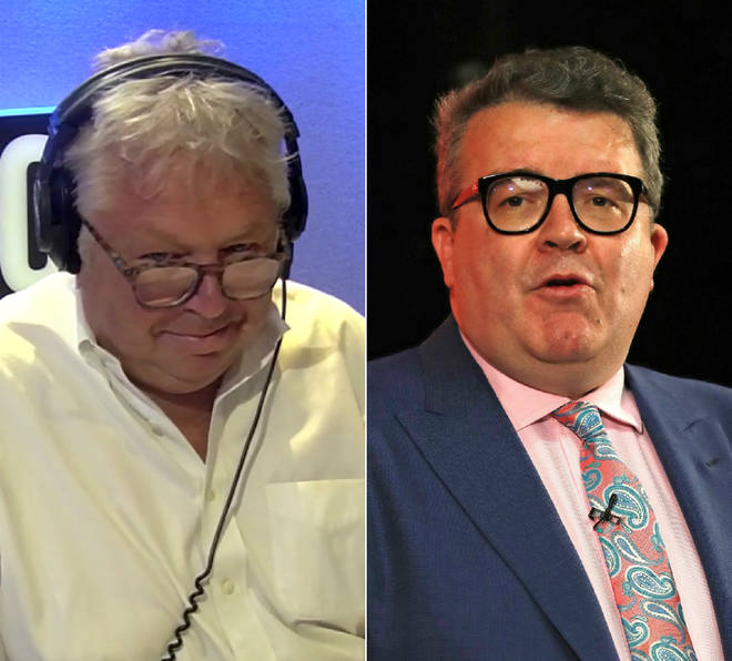 Nick Ferrari spoke to Tom Watson
