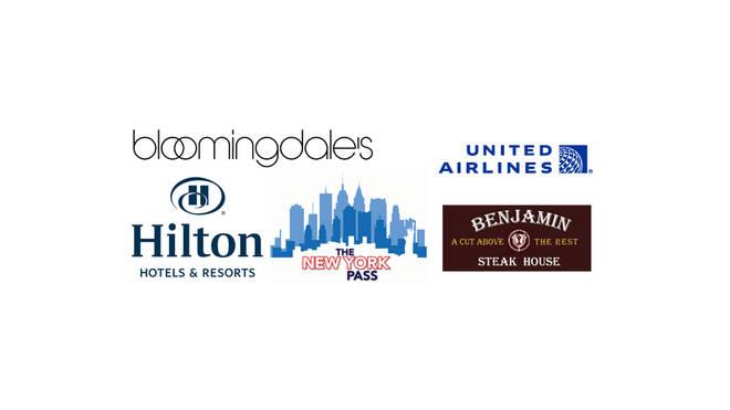 New York logos