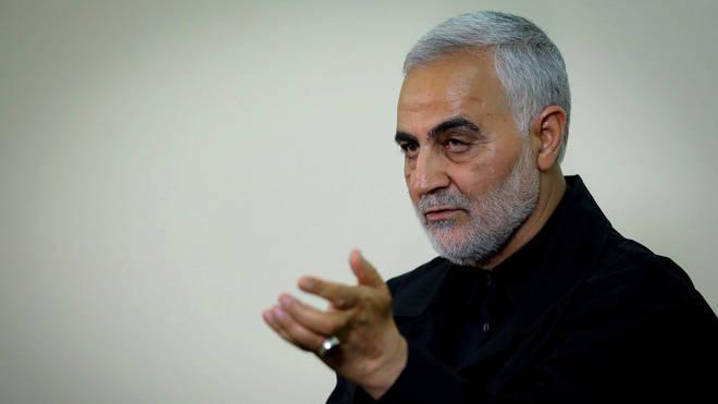 Iranian General Qassem Soleimani was killed on Friday