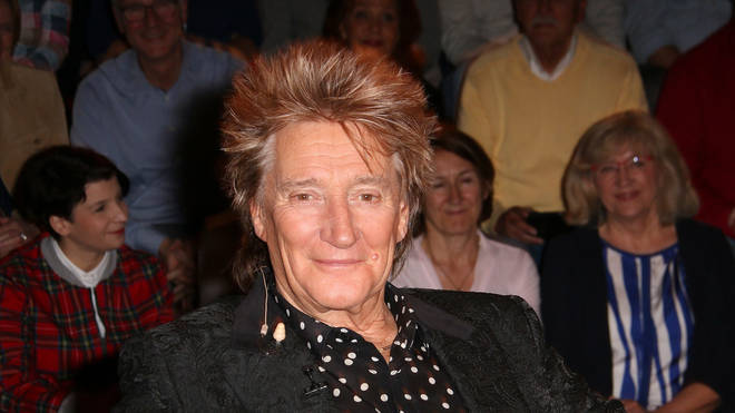 Sir Rod Stewart was allegedly involved in an altercation on New Year's Eve