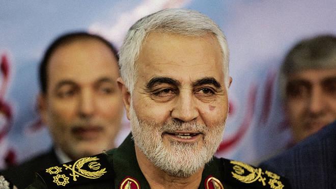 Soleimani was killed in a US airstrike in Baghdad