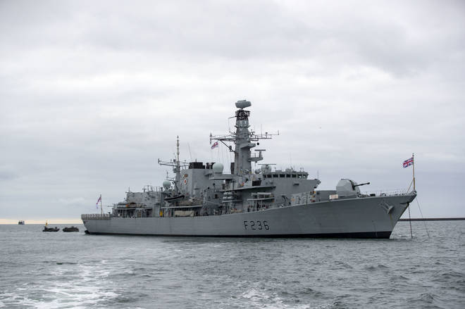 The UK is sending the Royal Navy to the Strait of Hormuz to escort British ships through the area