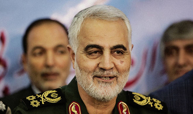 Soleimani was killed in an airstrike on Friday