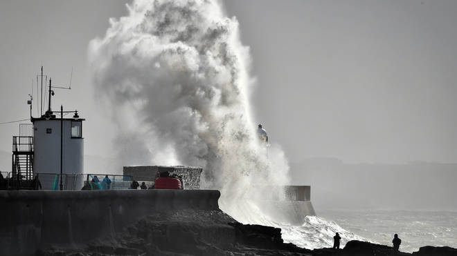 High winds are forecast across parts of Scotland