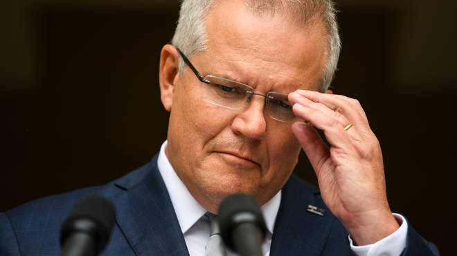 Scott Morrison has been criticised for his response to the fires