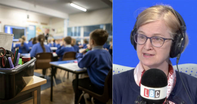 The head of Ofsted admitted she'd never been a teacher