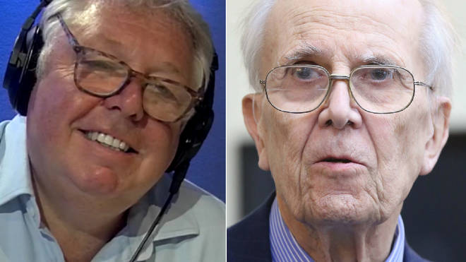 Nick Ferrari had a very entertaining discussion with Lord Tebbit