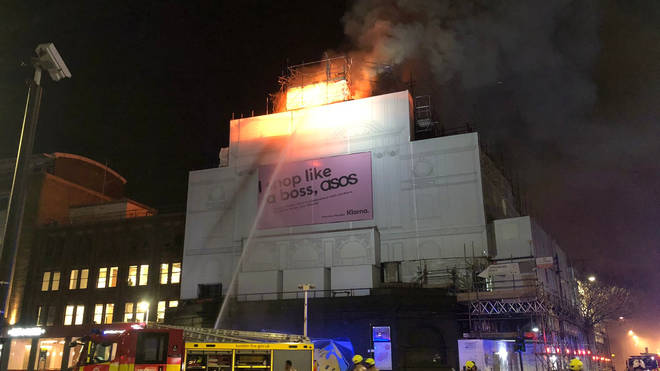 Koko in Camden Town was on fire on Monday night