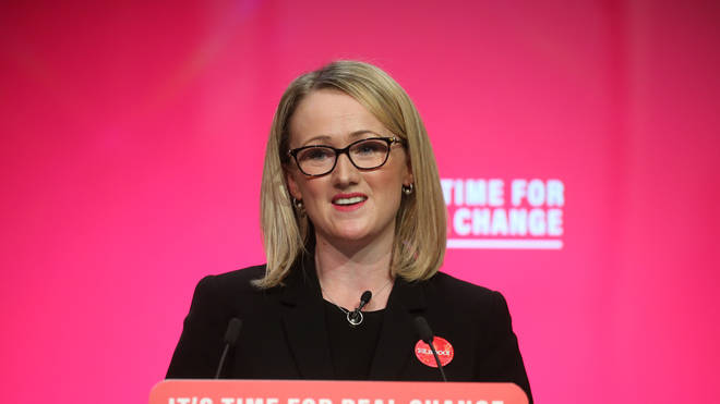Shadow business secretary Rebecca Long Bailey has joined the Labour leadership race