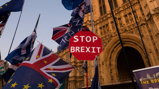 The UK's exit from the EU looks set to take place on January 31 2020