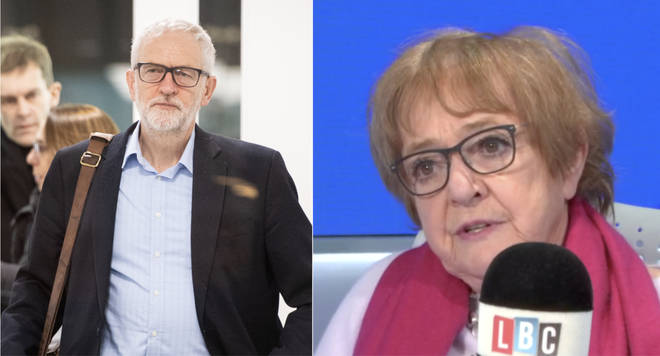 Margaret Hodge revealed who she wanted to replace Jeremy Corbyn