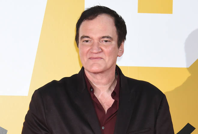 Quentin Tarantino is up for best director