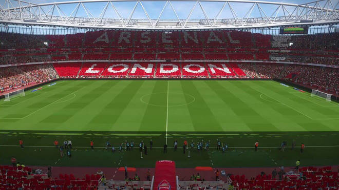 The Emirates stadium has been the home of Arsenal since 2006