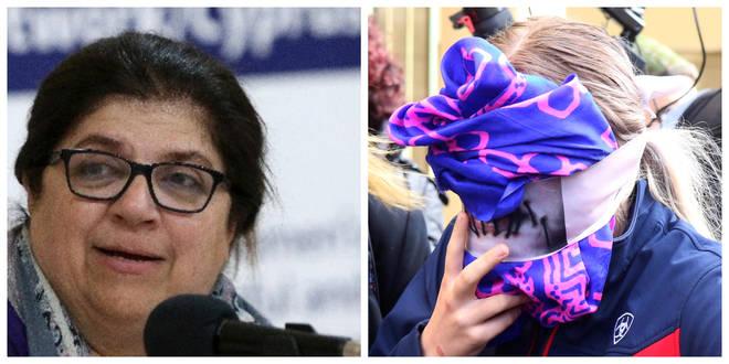 Magda Zenon has spoken out about the Cyprus rape case