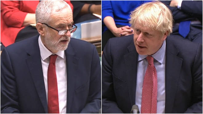 The Labour leader criticised the PM