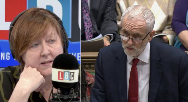 Two of Shelagh's callers had a big argument over Jeremy Corbyn's reaction