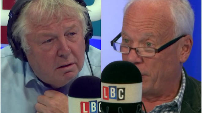 Nick Ferrari spoke to Paul Vodden, whose son killed himself after being bullied
