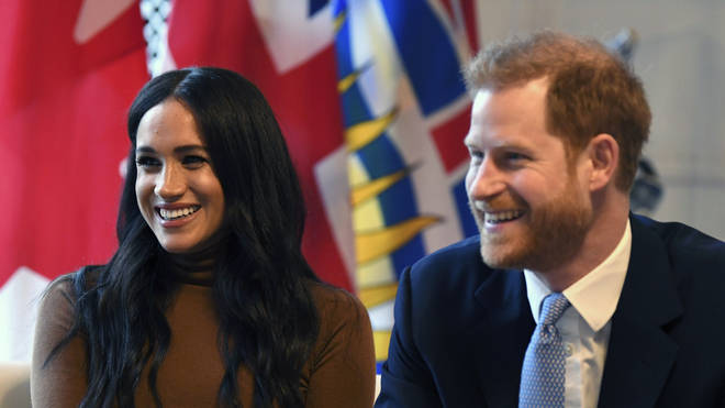 "Harry and Meghan to ""step back"" as senior royals"