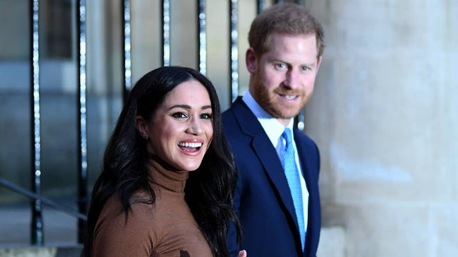 The couple plan to balance their time between the UK and North America