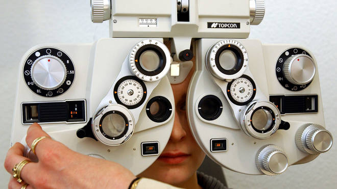 The Healthcare Safety Investigation Branch says every month 22 people end up with severe or permanent sight loss