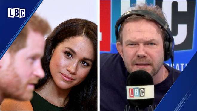 James O'Brien enjoyed his conversation with Steve about the Sussexes
