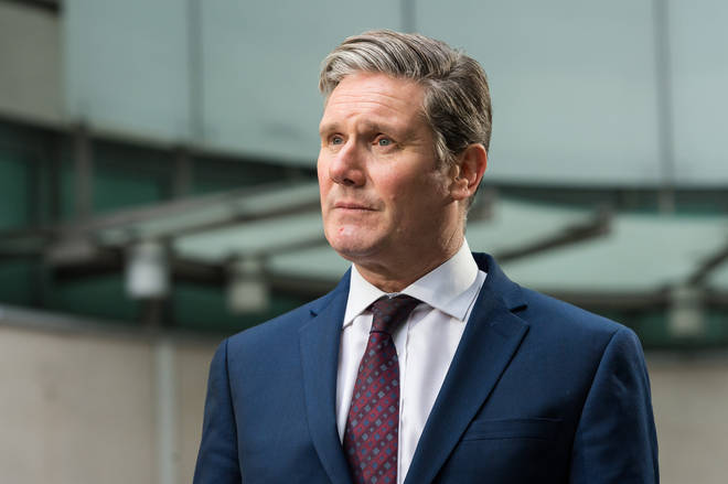 Sir Keir Starmer, the Shadow Brexit Secretary has gained enough support to be a Labour leadership contender