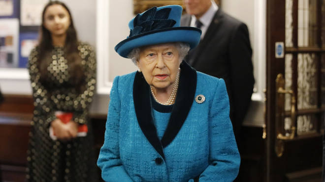 The Queen is understood to have ordered Harry not to go public with the plans