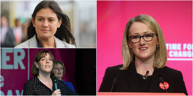 Rebecca Long Bailey, Lisa Nandy and Jess Phillips have secured nominations.