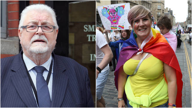 "SNP MP Hannah Bardell said independent unionist peer Lord Maginnis launched a ""homophobic attack"" on her"