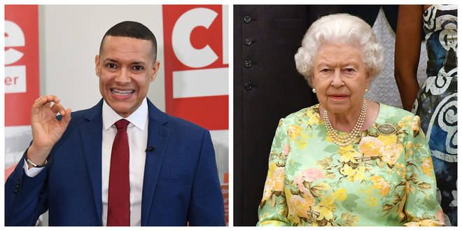 Clive Lewis was speaking in Brixton
