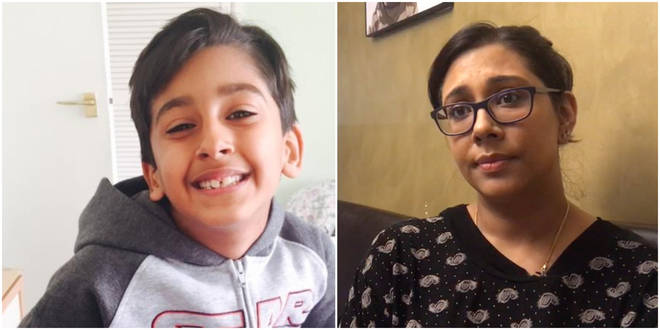 Meera Naran is calling for change after her son Dev was killed on a motorway