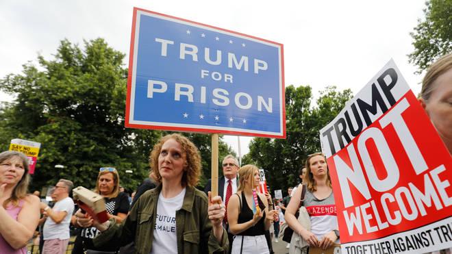 """""""Trump For Prison"""""""