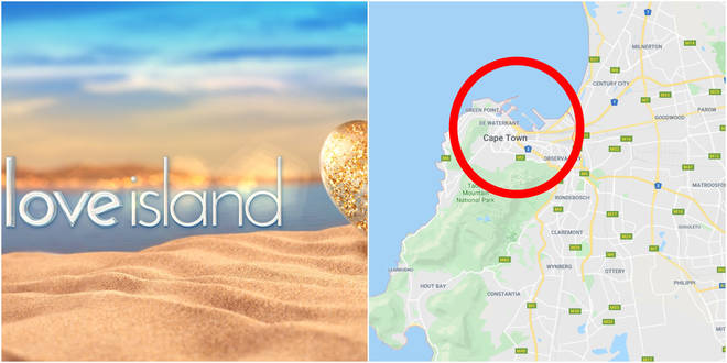A man has been arrested and charged with murder near the Love Island villa in Cape Town