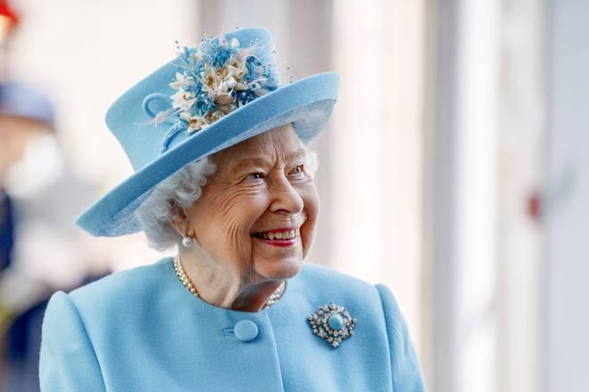 Donald Trump has praised the Queen.