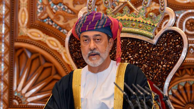 Oman's new sultan Haitham bin Tariq Al Said