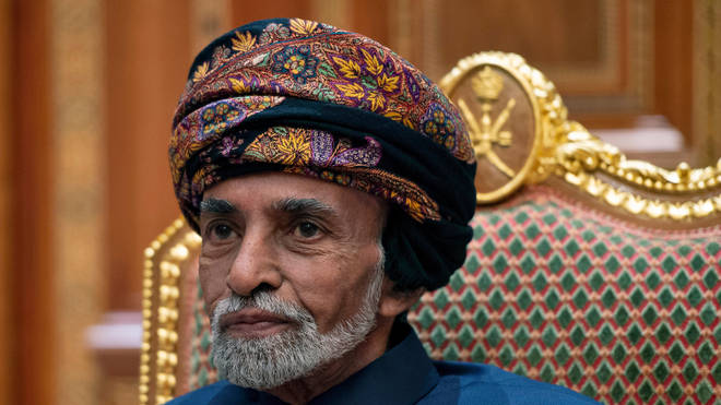 Sultan Qaboos bin Said died aged 79
