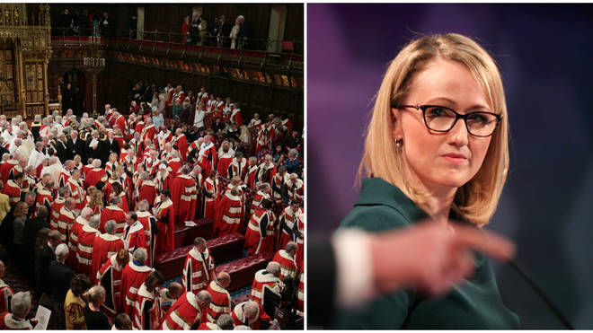Ms Long-Bailey wants to abolish the House of Lords