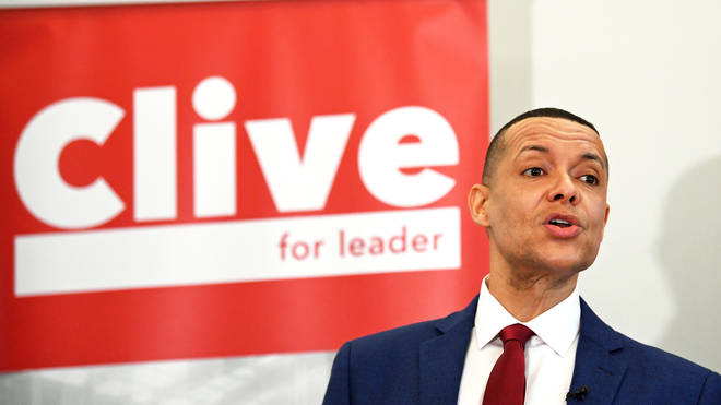 "Mr Lewis said Brexit ""had racism at its heart"""