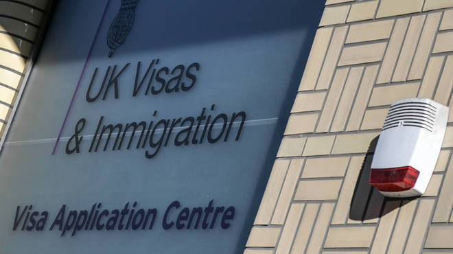 The gang would acquire fraudulent UK visas