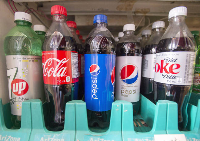 Since 2015 the sugar in soft drinks sold in the UK has dropped by 30 per cent