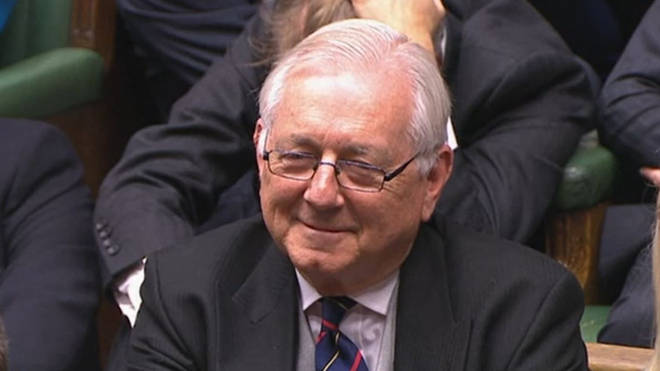 Sir Peter Bottomley is the Tory Father of the House
