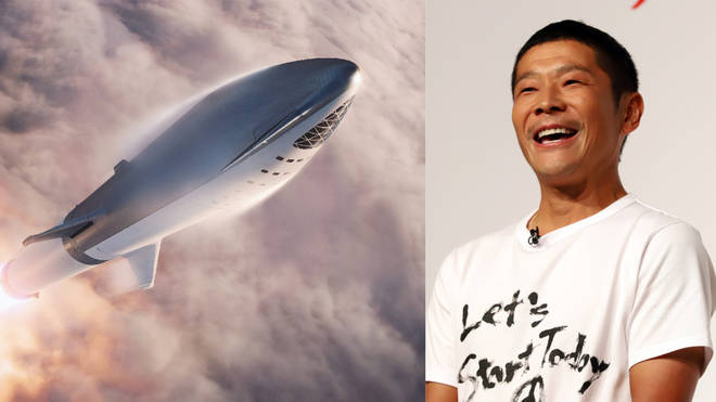 Yusaku Maezawa will be the first private citizen into space