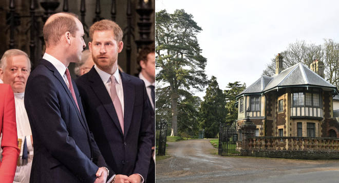Prince William and Harry have issued a joint statement ahead of the Sandringham summit