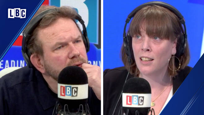 James O'Brien had a fascinating conversation with Jess Phillips